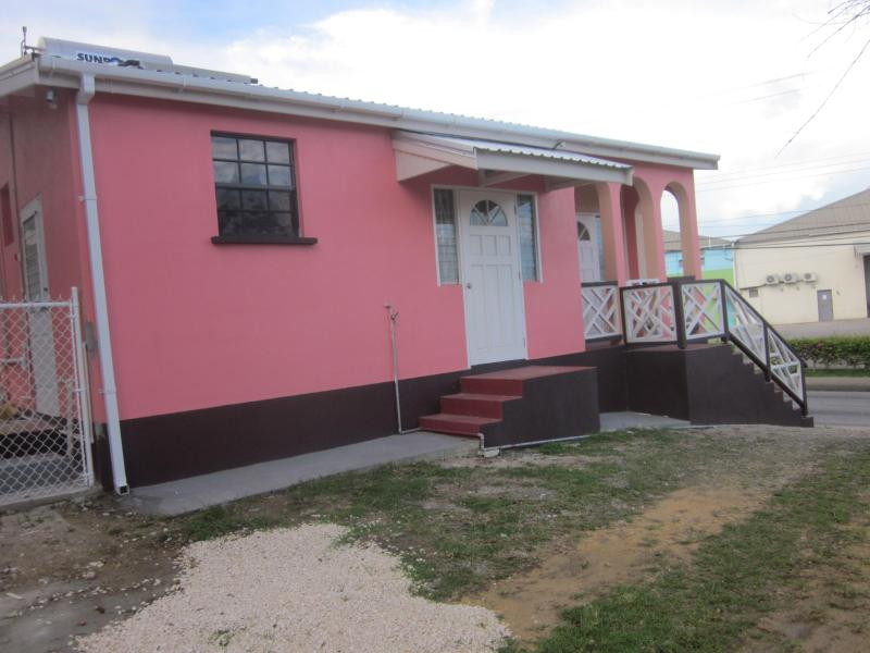 Main entrance showing view from back. - Adonis House in Green Hill St Michael - Bridgetown - rentals