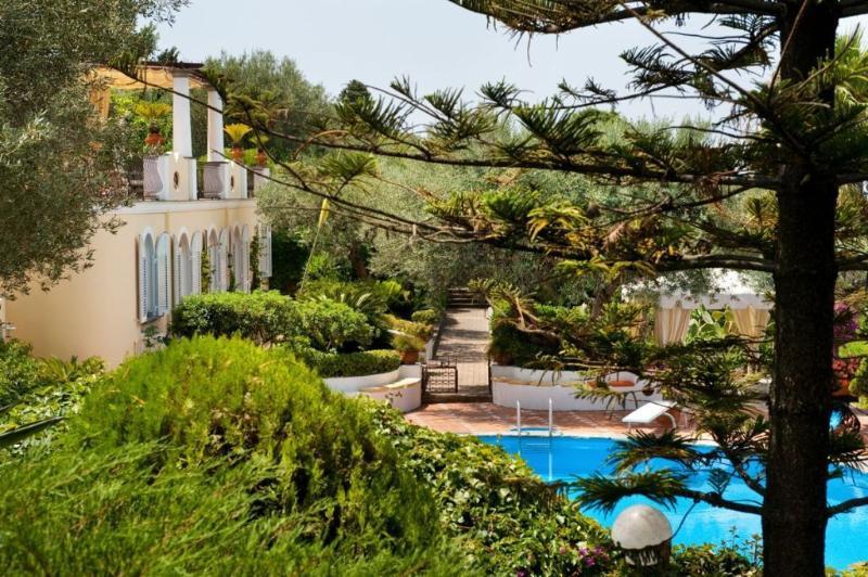 Villa della Torre - Image 1 - Anacapri - rentals