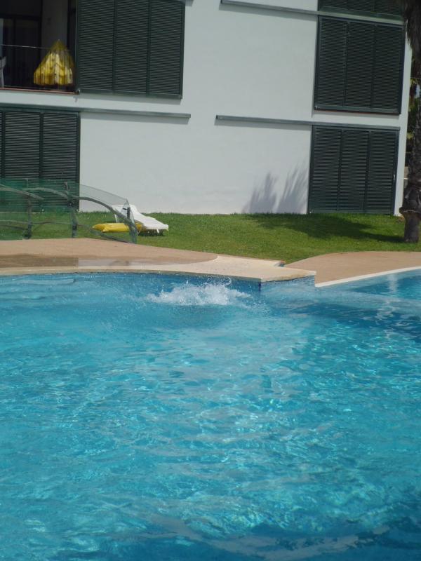 piscina - apartamento de lujo en menorca - Cala'n Bosch - rentals