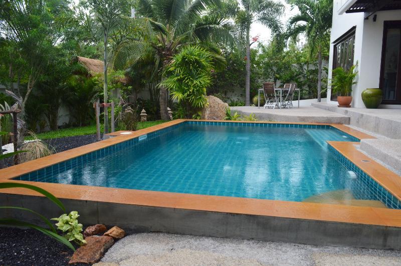 Private secluded swimming pool - Baan Lawan Luxury Villa - Koh Samui - rentals
