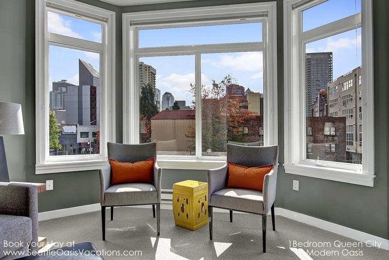1 Bedroom Queen City Modern Oasis-Close to all Seattle Sights! - Image 1 - Seattle - rentals