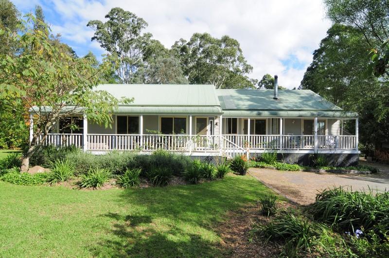 Vicarage View Cottage - Image 1 - Kangaroo Valley - rentals
