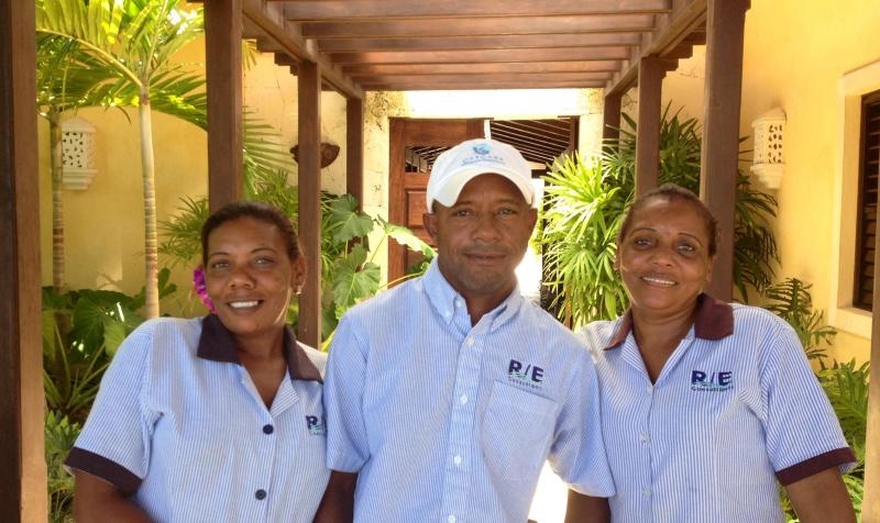 friendly staff - Cap Cana, Villa BOUGAINVILLE - Punta Cana - rentals