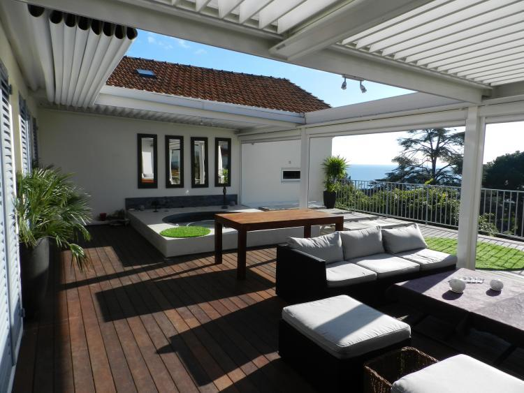 Luxury 3 Bedroom Penthouse Roi Albert with a Hot Tub and Terrace - Image 1 - Cannes - rentals