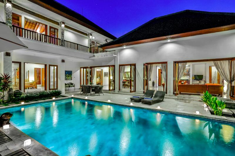 VILLA SHANTI - LUXURY 4 BEDROOM IN PRIME LOCATION - Image 1 - Seminyak - rentals