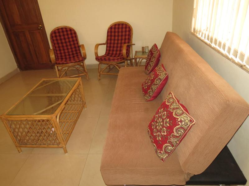 41) 1 Bed Apartment Calangute Sleeps 2/4 - Image 1 - Calangute - rentals