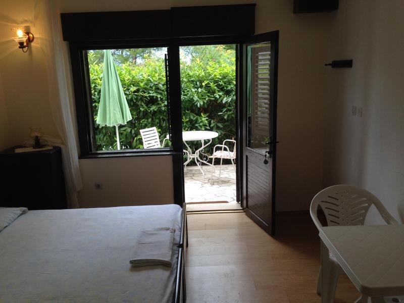 Studio apartment for 2 , 40m from sea - Image 1 - Arbanija - rentals