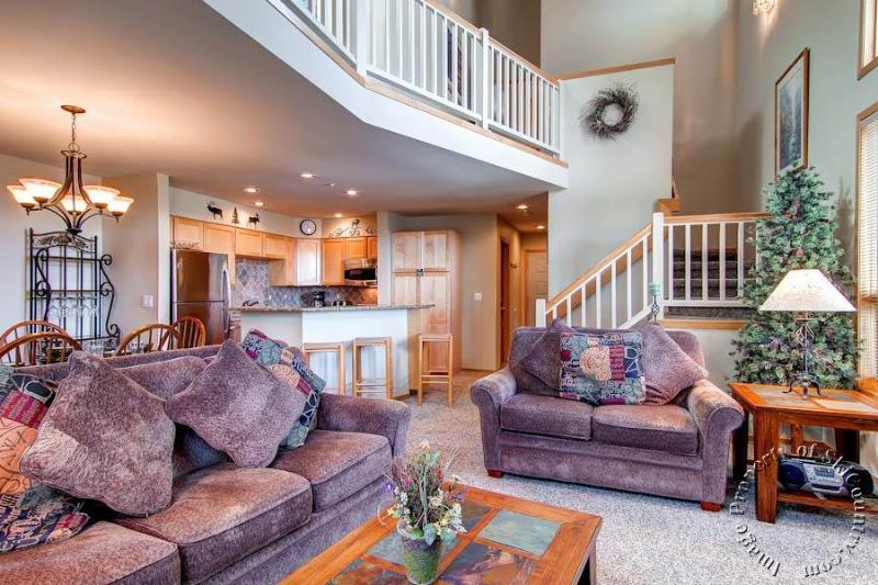 Chimney Ridge Townhomes 500 by Ski Country Resorts - Image 1 - Breckenridge - rentals