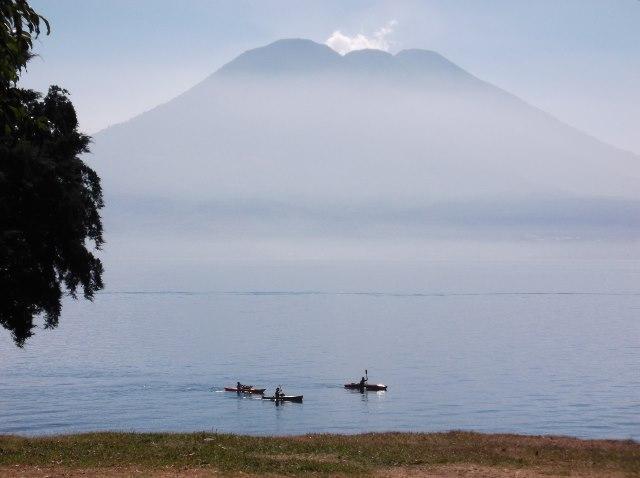 Lake view - Lake Atitlan Lake front rental - Jaibalito - rentals