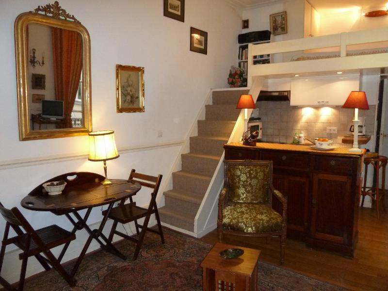 Cosy apartment in the heart of Paris - Le Marais - Image 1 - Paris - rentals