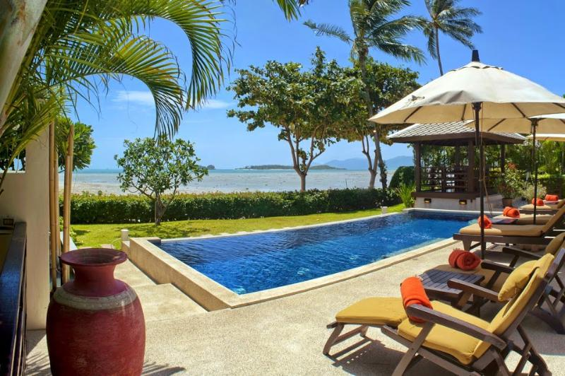 Villa 01 - Stay 4 nights and pay for 3 (Sep - Dec) - Image 1 - Plai Laem - rentals