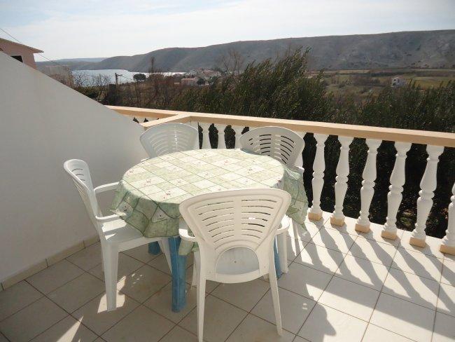 Apartments Rajko - 23461-A2 - Image 1 - Vlasici - rentals