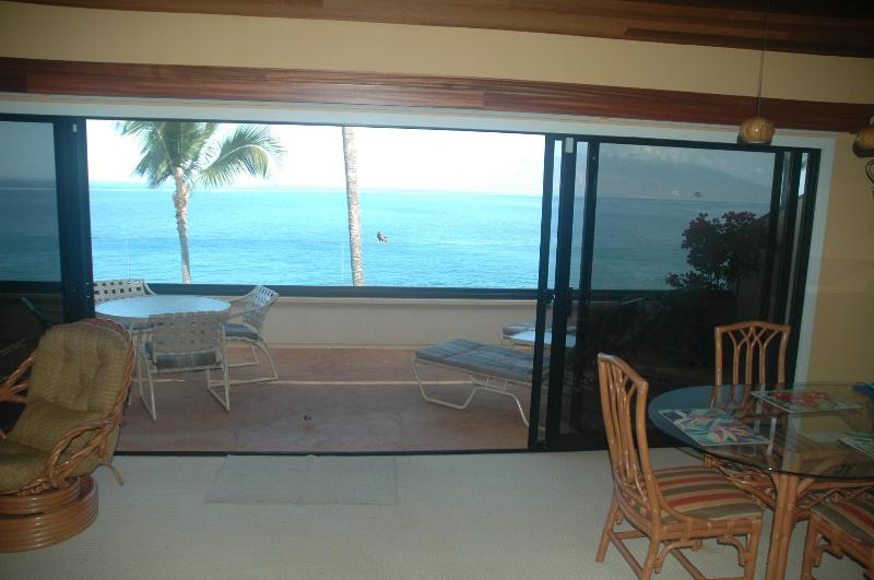 All you see is Ocean - Makena Surf Resort - 5 star 2 BR Oceanfront Condo - Wailea - rentals