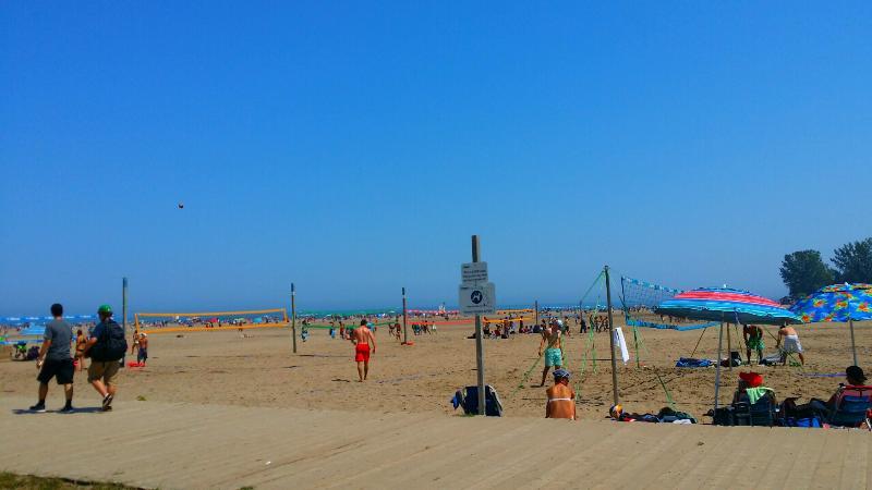 Beaches! and Boardwalk! - ---TORONTO  BEACHES!  2 bedroom - Steps to beach - Toronto - rentals