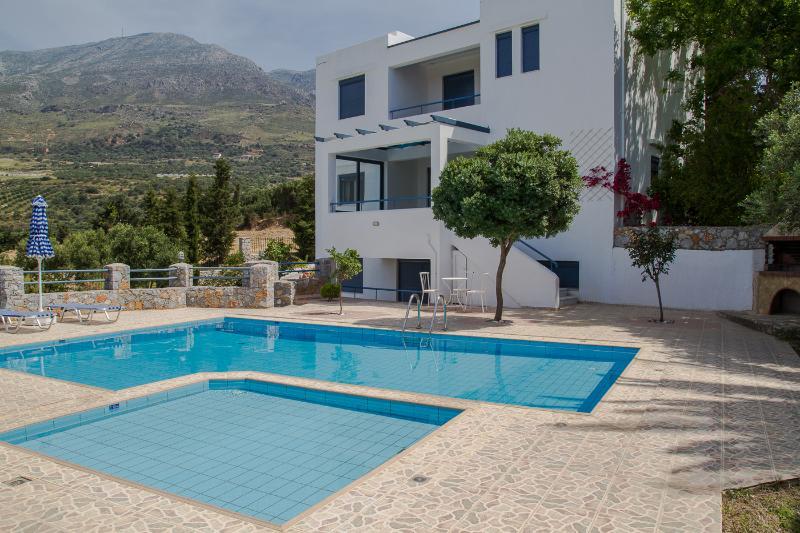 Villa Anemos - Villa Anemos in Lefkogeia, Rethymnon, Crete - Lefkogia - rentals