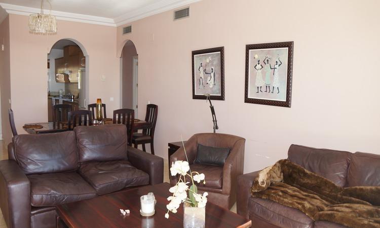 Luxury apartment in Riviera del sol, Mijas, Malaga - Image 1 - Malaga - rentals