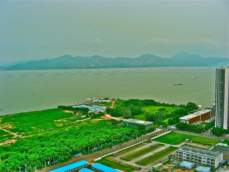Master bedroom W/SeaView/bathroom/ near Shekou Sea World/Ferry/Metro  for short or long stay - Image 1 - Shenzhen - rentals