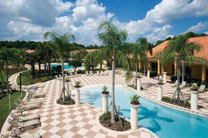 Encantada Resort Pool & Clubhouse - 3BR - Minnie's Retreat - Encantada Resort - Kissimmee - rentals