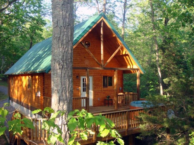 Cast-a-Way Cabins; A Perfect Place to Unwind! - Image 1 - Luray - rentals