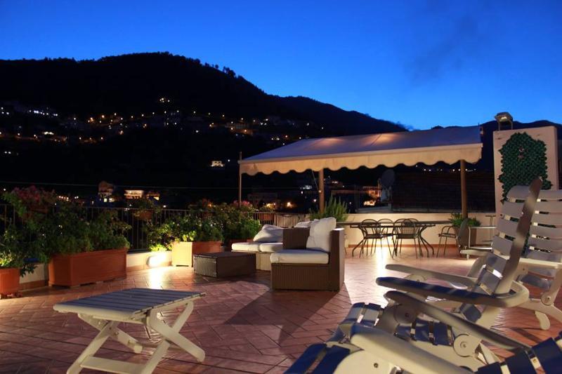 Terrace - Antica Porta Residence - Ravello - rentals