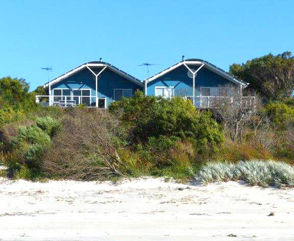 Alchemy Blue on Island Beach - Image 1 - American River - rentals