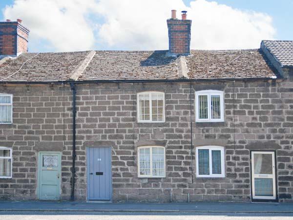 BOBBIN COTTAGE, romantic cottage, WiFi, rural views, terraced cottage in Cromford, Ref. 30581 - Image 1 - Cromford - rentals