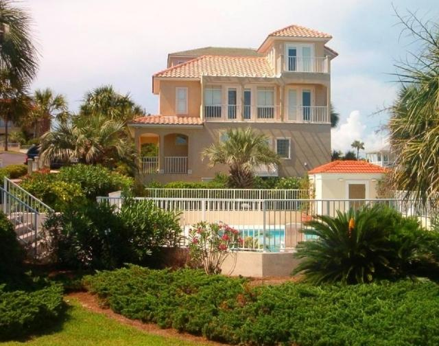 Crows Nest - Overlooks Community Pool - Crow's Nest - Blue Mountain Beach - rentals