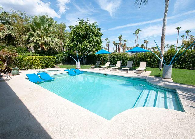 Hangout Heaven~SPECIAL TAKE 20%OFF ANY 5NT STAY IN SEPT - Image 1 - Palm Springs - rentals