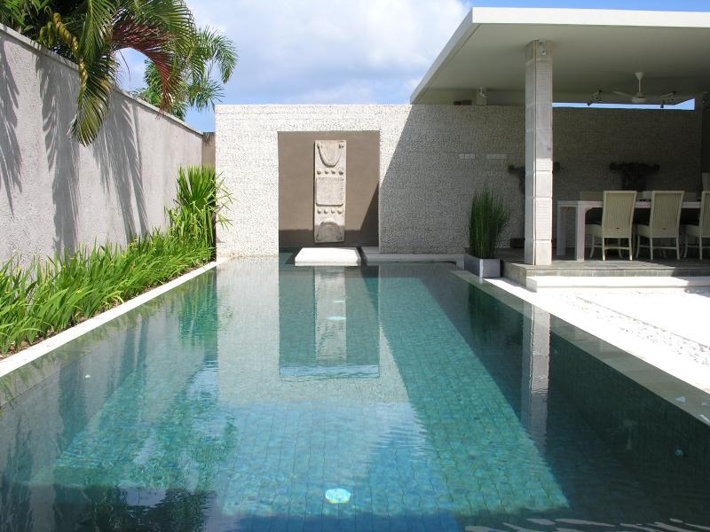Pool Oveview - Sukapadi 2BR Villa Eat St, Central Seminyak - Seminyak - rentals
