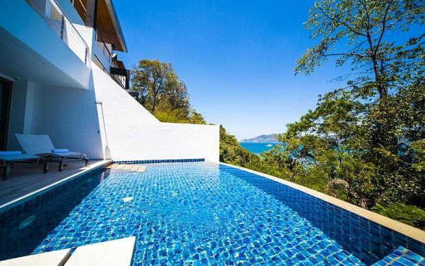 Patong Villa for Rent - pat17 - Image 1 - Patong - rentals