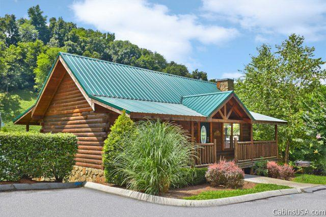 Featured Property Photo - A Smoky Mountain Jewel - Sevierville - rentals