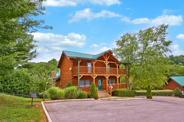 Featured Property Photo - Timber Lodge - Sevierville - rentals