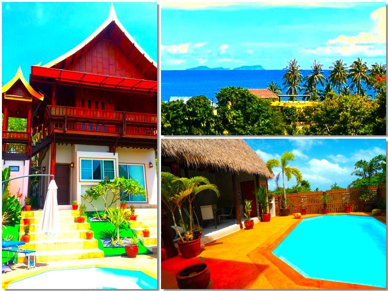 Villa Ayutthaya @ Golden Pool Villas = Beautiful! - Image 1 - Ko Lanta - rentals