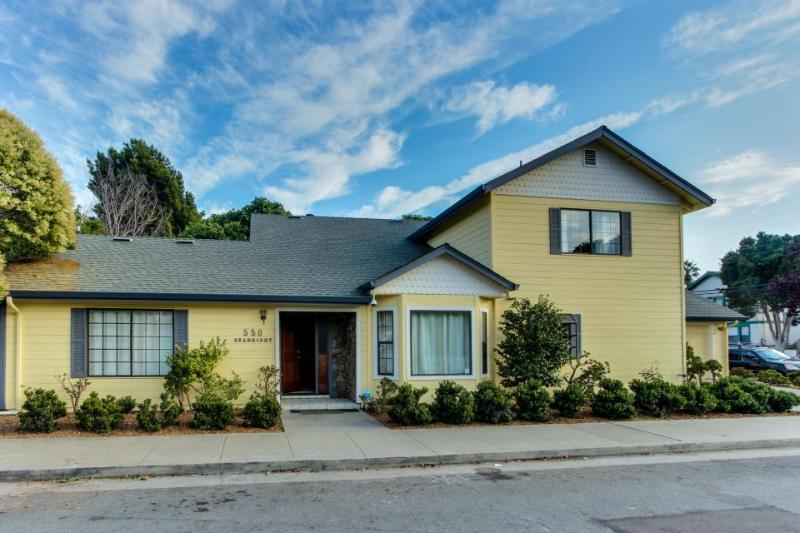 Seabright Beach Retreat - Image 1 - Santa Cruz - rentals