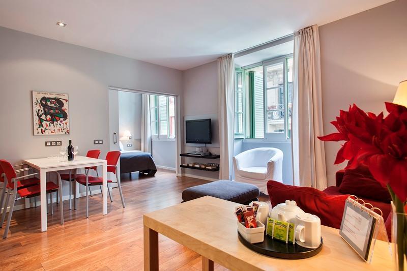 Passeig de Gracia - 1 bedroom apartment - Image 1 - Barcelona - rentals
