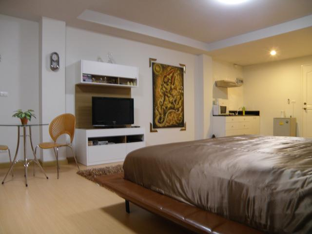2 Min Ride to Patong Beach Modern Studio - 2 Min Ride to Patong Beach Modern Studio - Kathu - rentals