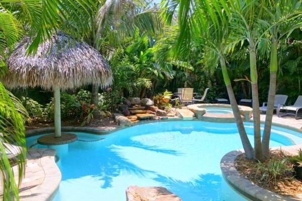 Pool 1 - MARGARITA-VILLE - Holmes Beach - rentals