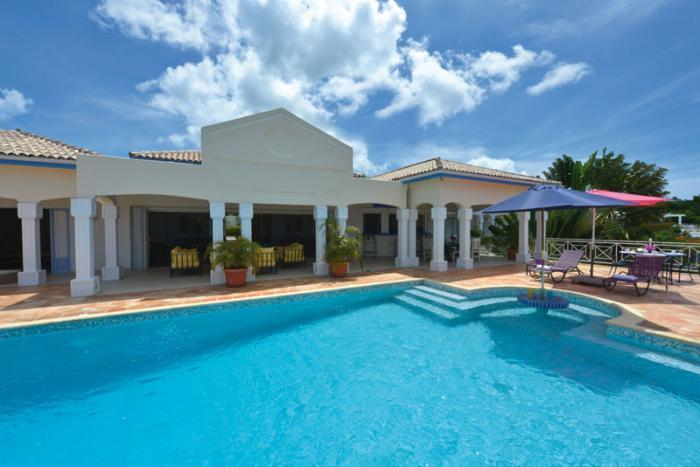 Oceane at Terres Basses, Saint Maarten - Ocean View, Pool, Walk To Plum Bay Beach - Image 1 - Terres Basses - rentals