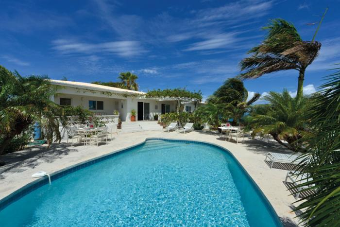 Falaise des Oiseaux at Terres Basses, Saint Maarten - Cliff Side Villa, Ocean View, Pool - Image 1 - Terres Basses - rentals