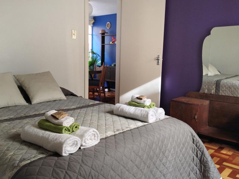Bedroom 1 - Sunny & Comfy Chilango Apt - Mexico City - rentals