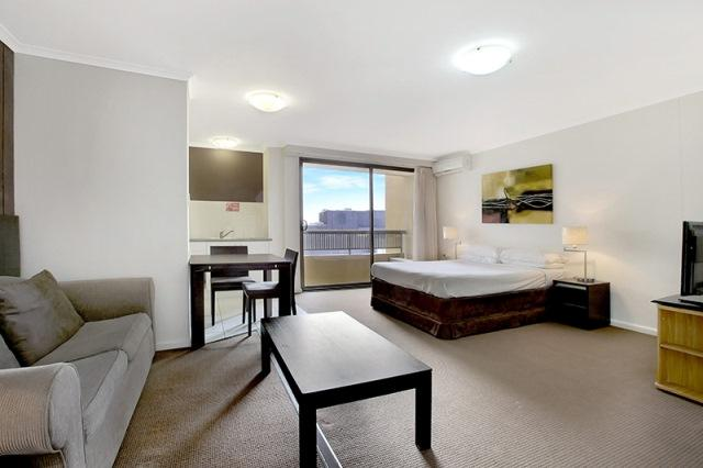 In the City-Furnished Studio - Image 1 - Sydney - rentals