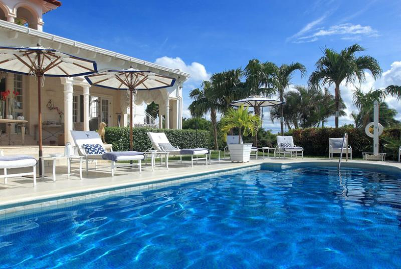 SPECIAL OFFER: Barbados Villa 162 A Luxurious Villa Offering Breathtaking Panoramic Views Of The Caribbean Sea. - Image 1 - The Garden - rentals
