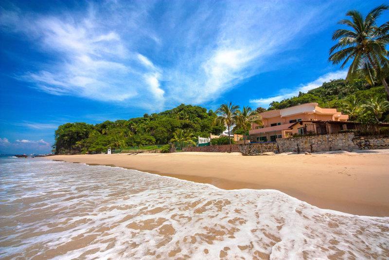 PVR - MIRACLE6 -  Modern, oceanfront, luxury villa close to everything - Image 1 - Puerto Vallarta - rentals