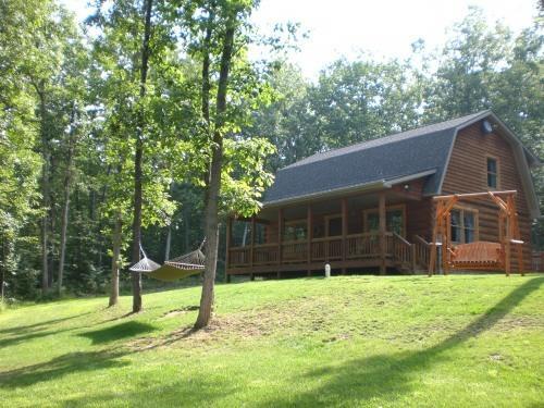 Wild Vines Log Cabin - Wild Vines Cabin Vacation Home Rentals, Romantic - Luray - rentals