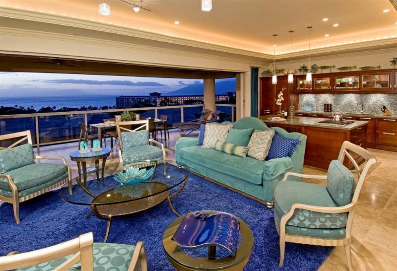 Maui Luxury - Oceans Invitation at Wailea Ho'olei - Image 1 - Wailea-Makena - rentals
