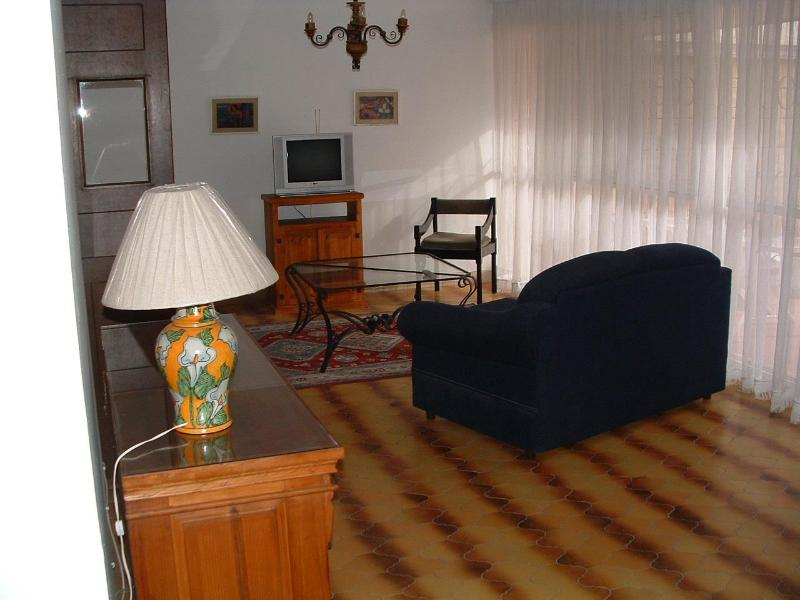 Living room sitting area - Fully furnished apartment in first class residenti - Saltillo - rentals