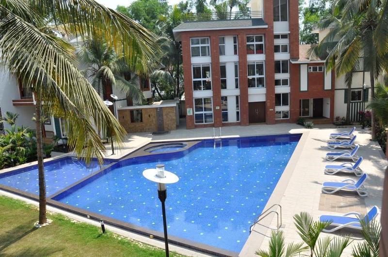 Ideally situated  in quiet & serene location in beautiful  Arpora area, North Goa - Surya Suites at Heritage Exotica - Arpora - rentals
