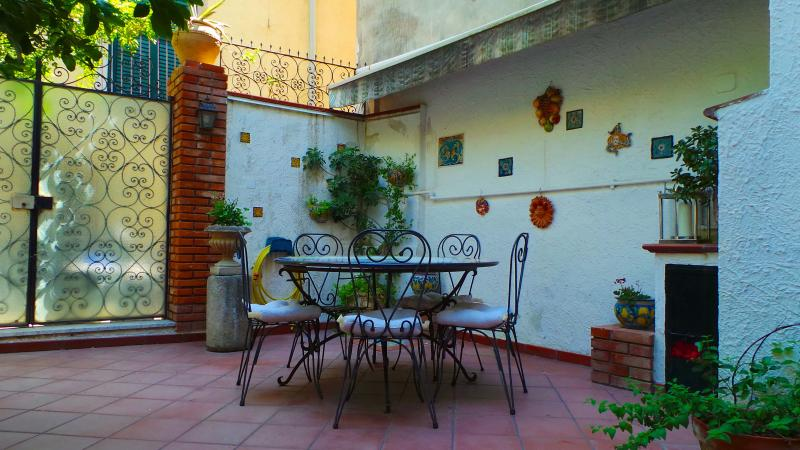 Terrace/Terrazzo 01 - SaMa - in the heart of Taormina - Taormina - rentals