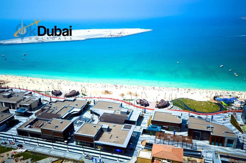 Lily JBR Rimal 2705 - Image 1 - Dubai Marina - rentals