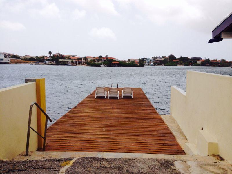 house with private pool and stunning seaview - Image 1 - Willemstad - rentals